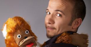 Spectacle magique, musical et ventriloquie avec sculpture de ballons (60)