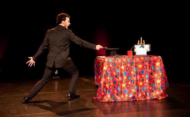 spectacle de magie de Clément le magicien Zygomagique !