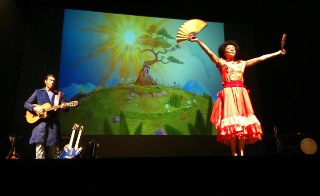 spectacle musical RêvesRitournelles de Noël