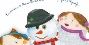 Conte d'hiver destiné aux enfants de Suresnes (92)