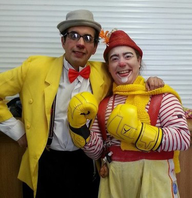 Sap'Colo, duo de clowns