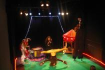 Cirque en salle