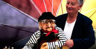 Ventriloque magicien
