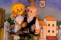 Spectacle avec des marionnettes