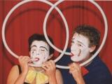 2 mimes pour enfants