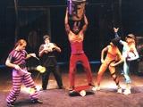 Cirque moderne