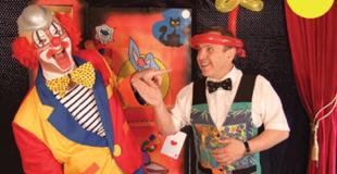 Clown et magie : Le cabaret des enfants