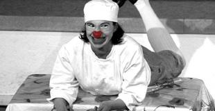 Spectacle de clown thématique cuisine