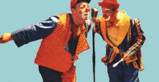 Duo clowns